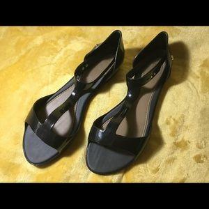 Melissa Optical sandal black sz9